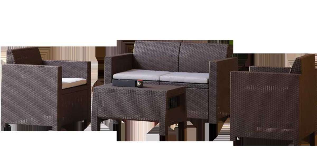 What Are the Benefits of Inshare Outdoor Rattan Lounge Furniture