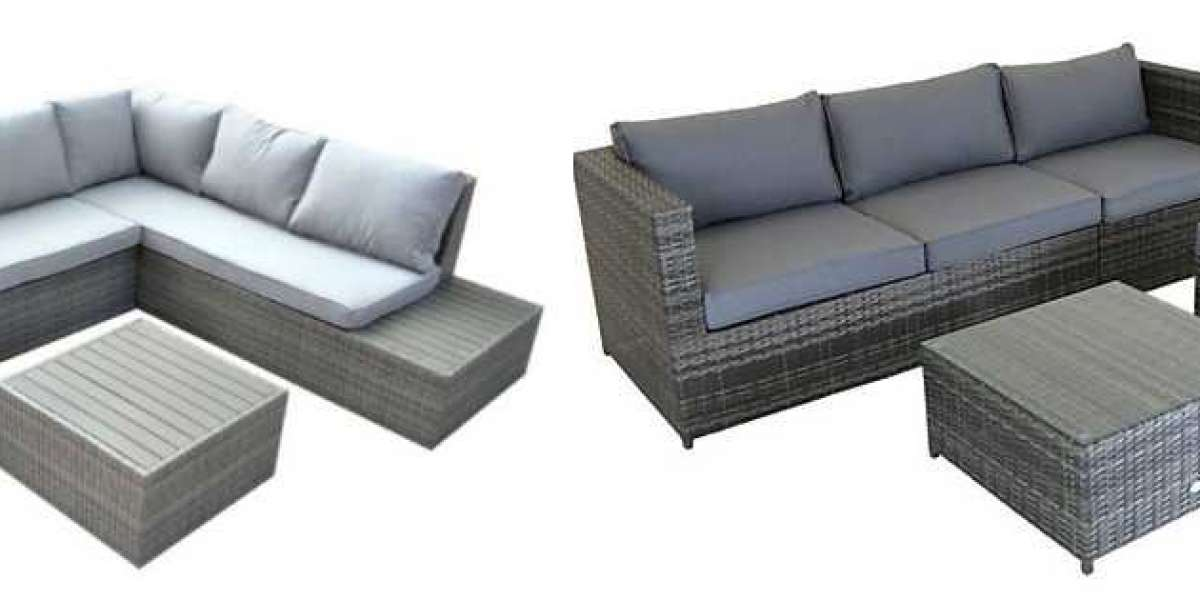 The Suitable Materials for Modern Outdoor Furniture